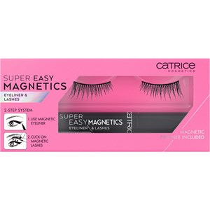 Catrice - Pestañas - Magnetics Eyeliner & Lashes Xtreme Attraction