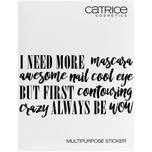 Catrice - Accessories - Multipurpose Sticker