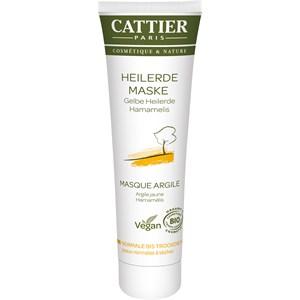 Cattier - Gesichtspflege - Gelbe Heilerde Maske für trockene Haut