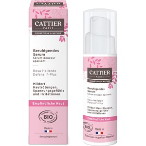 Cattier - Facial care - Pink Clay & Defensil®-Plus Pink Clay & Defensil®-Plus