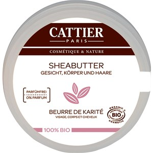 Cattier - Body care - 100 % biologique 100 % biologique