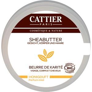 Cattier - Körperpflege - Sheabutter mit Honigduft
