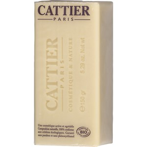 Cattier - Body care - Heilerde Seife Sheabutter
