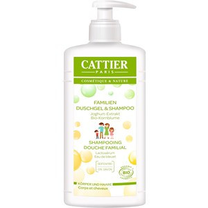 Cattier - Body cleansing - Yoghurt Extract & Cornflower Water Yoghurt Extract & Cornflower Water