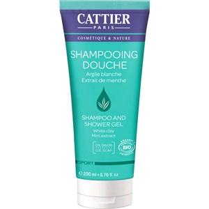 Cattier - Body cleansing - Sport Duschgel und Shampoo