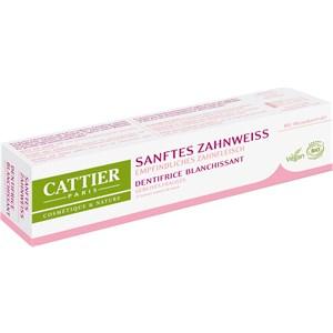 Cattier - Dental care - Zahncreme Sanftes Zahnweiss