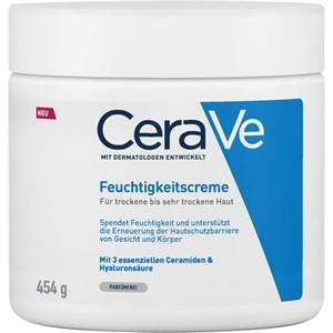 CeraVe - Dry to very dry skin - Moisturising Cream