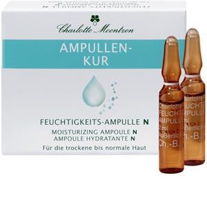 Charlotte Meentzen - Ampullenkur - Feuchtigkeits Ampulle N