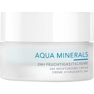 Charlotte Meentzen - Aqua Minerals - Crème hydratante 24h
