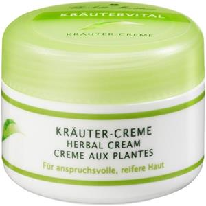 Charlotte Meentzen - Kräutervital - For dry to very dry skin Herbal cream