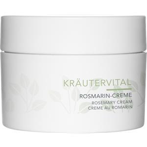 Charlotte Meentzen - Kräutervital - Crème au romarin