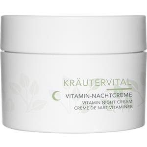 Charlotte Meentzen Pflege Kräutervital Vitamin Nachtcreme