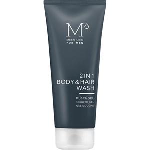 Charlotte Meentzen - Meentzen For Men - 2in1 Body & Hair Wash