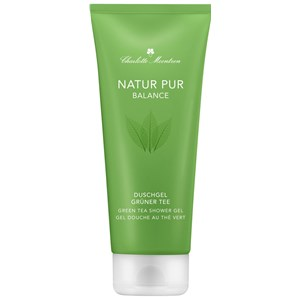 Charlotte Meentzen - Natur Pur Balance - Green Tea Shower Gel