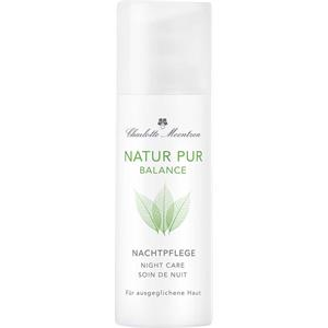 Charlotte Meentzen - Natur Pur Balance - Night Care N for Normal Skin