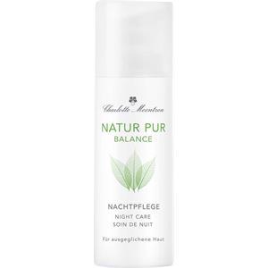 Charlotte Meentzen - Natur Pur - Nachtpflege N für normale Haut