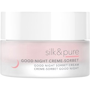 Charlotte Meentzen - Silk & Pure - Good Night Creme-Sorbet