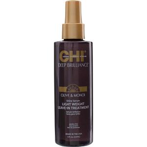 CHI - Deep Brilliance - Leave-In Shine Serum Light