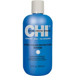 Chi - Ionic Color Protector System - Sulfate-Free Shampoo