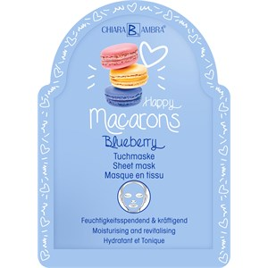 Chiara Ambra - Masken - Happy Macarons Happy Macarons