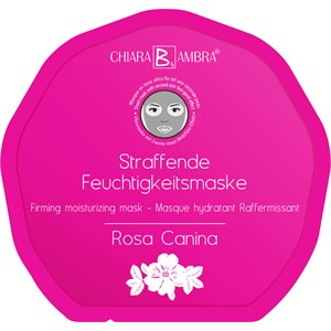 Chiara Ambra - Masken - Rosa Canina Vliesmaske Straffende Feuchtigkeitsmaske