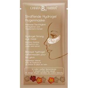 Chiara Ambra - Masken - Straffende Hydrogel Augenmaske