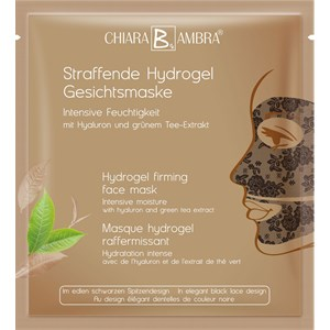 Chiara Ambra - Masken - Straffende Hydrogel Gesichtsmaske