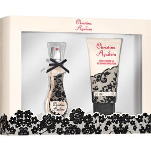Image of Christina Aguilera Damendüfte Christina Aguilera Geschenkset Eau de Parfum Spray 15 ml + Shower Gel 50 ml 1 Stk.