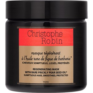 Christophe Robin - Masks - Regenerating Mask with Rare Prickly Pear Seed Oil