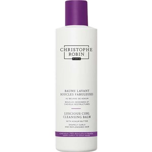 Christophe Robin - Hair Care - Luscious Curl Cleansing Balm