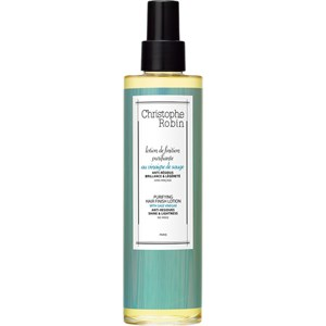 Christophe Robin - Hair Care - Purifying Hair Finish Lotion with Sage Vinegar