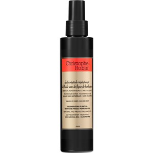 Christophe Robin - Hair Care - Regenerating Plant Oil with Rare Prickly Pear Seed Oil