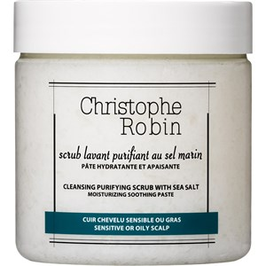 Christophe Robin - Shampoo - Cleansing Purifying Scrub with Sea Salt