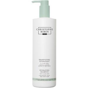 Christophe Robin - Shampoo - Hydrating Shampoo with Aloe Vera