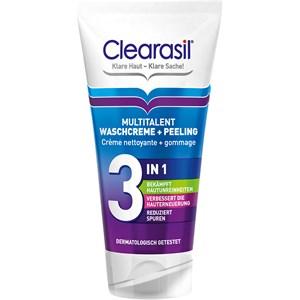 Clearasil - Reinigung - Waschcreme + Peeling