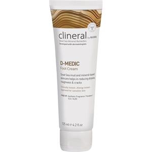 Image of Clineral Pflege D-Medic Foot Cream 125 ml