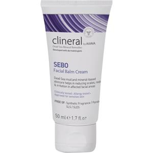 Clineral Pflege Sebo Facial Balm Cream 50 ml