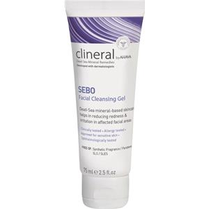 Clineral Pflege Sebo Facial Cleansing Gel 75 ml