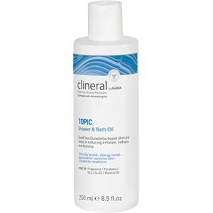 Clineral - Topic - Shower & Bath Oil