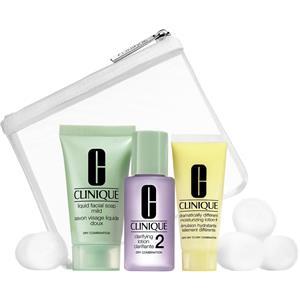 Clinique - 3-Phasen-Systempflege - 3-Phasen-Set Hauttyp 2 Geschenkset