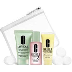 Clinique - 3-Step skin care system - 3-Phasen-Set Hauttyp 3 Gift Set