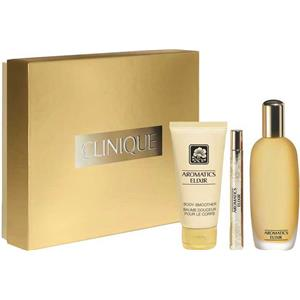 Clinique Duft Aromatics Elixir Aromatics Elixir Set Aromatics Elixir Perfume Spray 100 ml + Aromatics Elixir Body Smoother 75 ml + Aromatics Elixir Perfume Spray 10 ml 1 Stk.