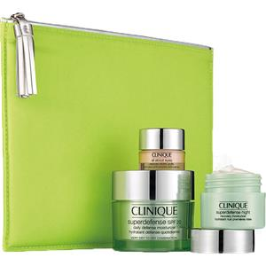 Clinique - Moisturising care - Superdefense Value Set