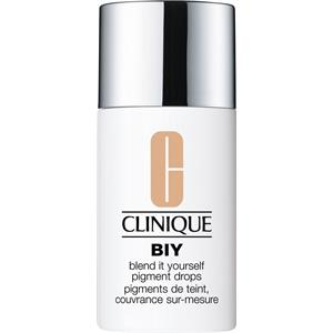 Clinique - Foundation - Blend It Yourself Pigment Drops