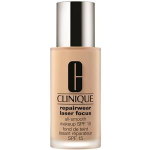 Clinique - Foundation - Repairwear Laser Focus All-Smooth Make-up SPF 15