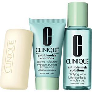 Clinique - Gegen unreine Haut - Starter Set Hautunreinheiten Geschenkset