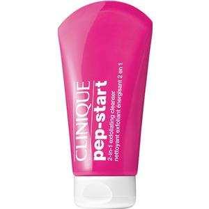 Clinique - Nettoyant pour le visage - Pep-Start 2 in 1 Exfoliating Cleanser