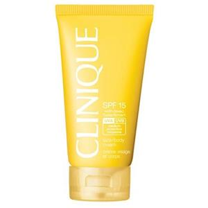 Clinique - Sonnenpflege - Face & Body Cream SPF 15