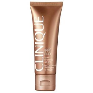 Clinique - Kosmetyki do opalania - Face Bronzing Gel Tint