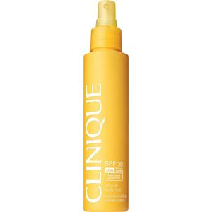 Clinique - Kosmetyki do opalania - Virtu-Oil Body Mist SPF 30